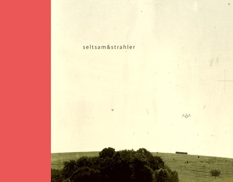 seltsam&strahler - seltsam und strahler - source records heidelberg