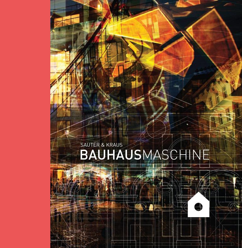 Bauhausmaschine Weimar - Marc Sauter und Stefan Kraus