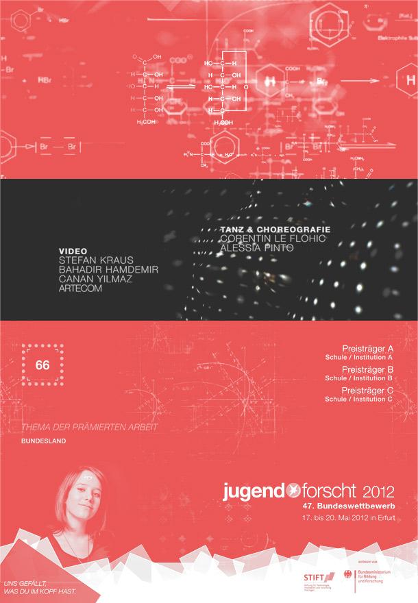 Jugend Forscht - Award Show Sound Design Komposition